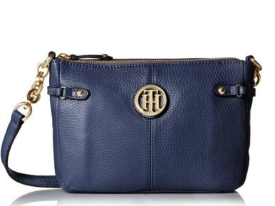 Tommy Hilfiger Sadie Leather EW Cross Body Bag