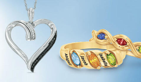 20% off Online Exclusives and Personalized Jewelry @ Zales