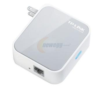 TP-LINK TL-WR700N Wireless N150 Portable Router