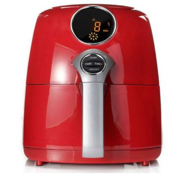 Living Basix Digital Oil-Free Air Fryer(REFURBISHED)