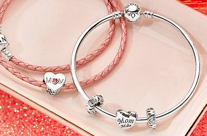 From $25 Mother's Day Collection @ Pandora