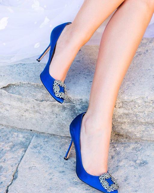 Up to $275 Off Manolo Blahnik Hangisi Purchase @ Saks Fifth Avenue