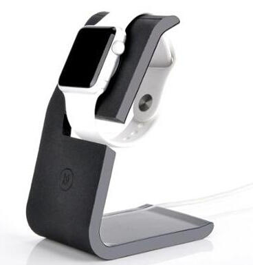 Apple Watch 38 or 42mm Minisuit Charging Dock Stand Stress Free Cable