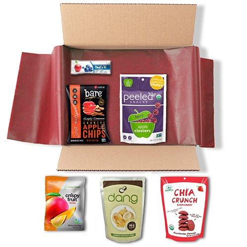 $7.99 Dried Fruit Snack Sample Box ($7.99 Credit with Purchase)