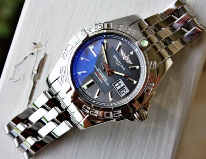BREITLING Galactic 41 Men's Watches@JomaShop.com