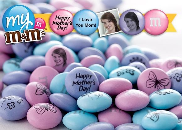 $10.5 Personalized M&M'S from MyMMs.com @ Groupon