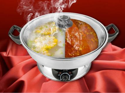 SONYA Electric Hotpot/Steamboat HYSH-30(30CM)