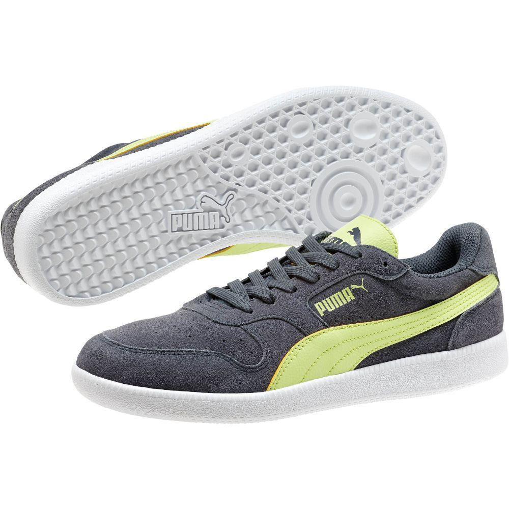 PUMA Icra Trainer Men's Sneakers Turbulence-Sharp Green