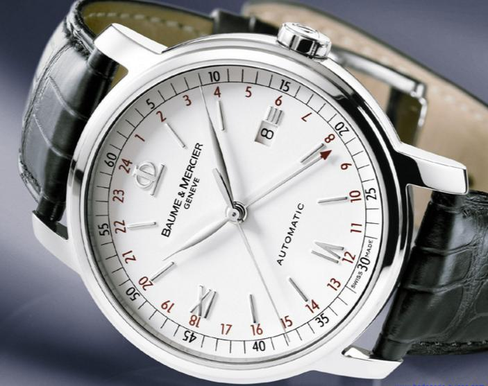 $928 BAUME AND MERCIER MEN'S CLASSIMA EXECUTIVES WATCH