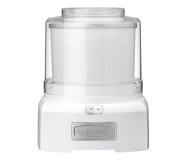 Cuisinart  Frozen Yogurt/Ice Cream/Sorbet Maker - White