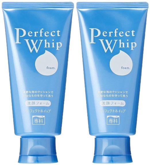 $15.99 Shiseido Ft Sengansenka Perfect Whip Facial Wash (Pack of 2)