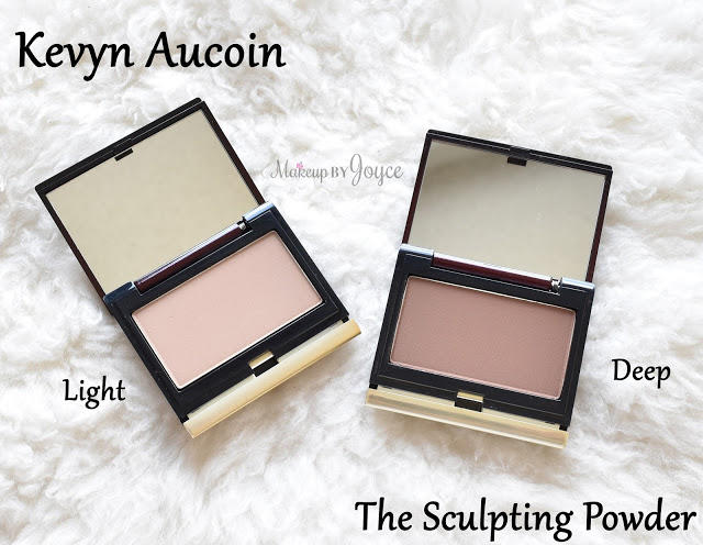 New Release Kevyn Aucoin launched 2 Sculpting Powder new shades!
