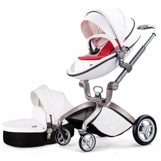 Hot Mom 3 in 1 travel system and Bassinet Combo