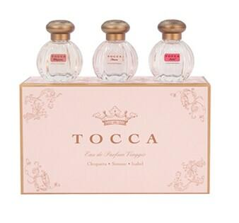 TOCCA Eau de Parfum Viaggio Holiday @ B-Glowing