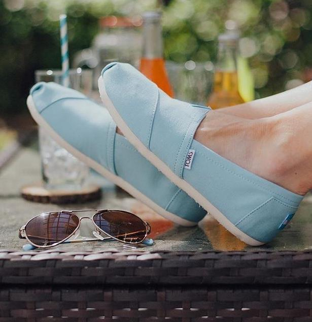 Up to 60% Off + Extra 15% Off Sale Items @ TOMS