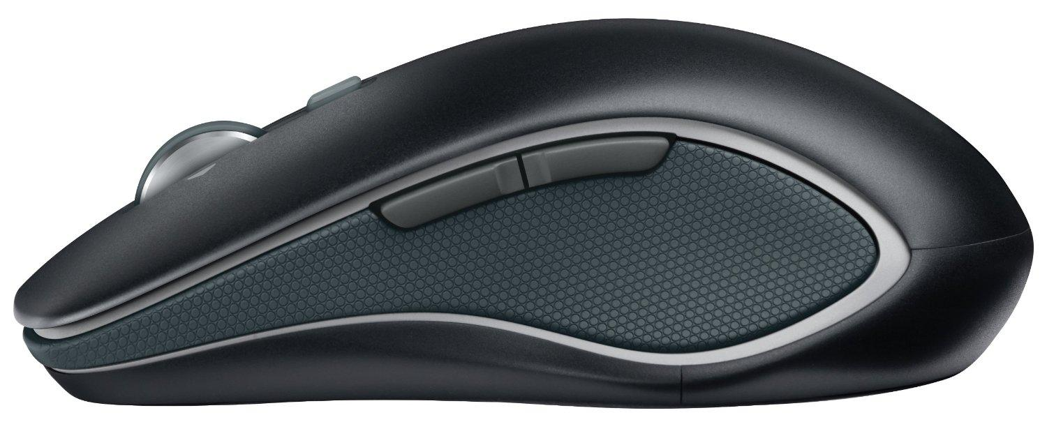 Logitech Wireless Mouse M560 - Black