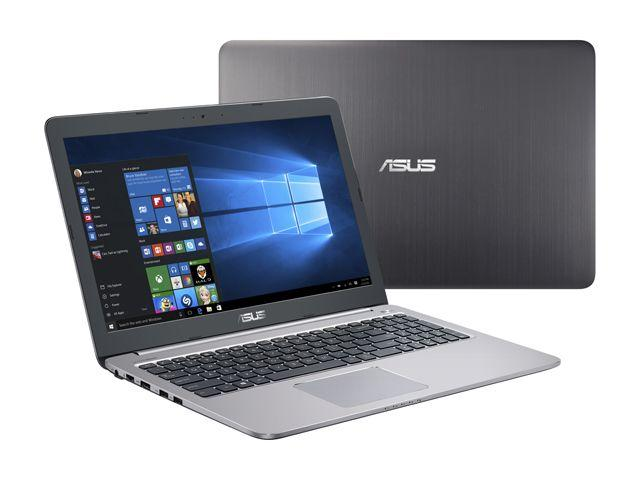 ASUS K501UX-NS51 Gaming Laptop (i5 6200U, 8 GB, 1 TB + 128 GB, GTX 950M)