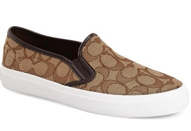Up to 40% Off Select Coach Shoes @ Nordstrom