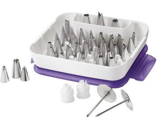 Wilton 2104-0240 Master Decorating Tip Set
