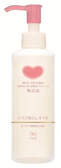 $12.29 Cow Brand Gyunyu Non Additive Makeup Cleansing Oil 5.1oz/150ml