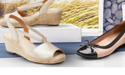 Up to 63% Off Clarks Women & Men @ Rue La La