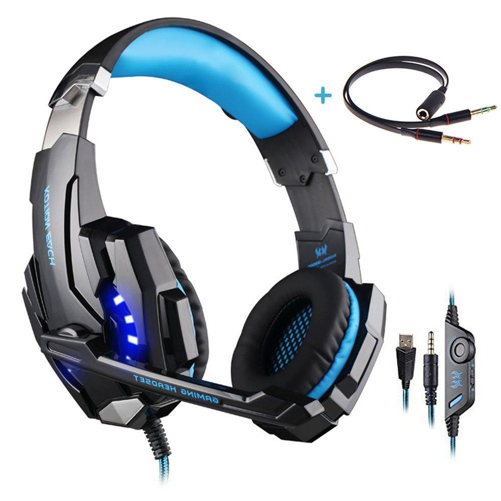 DIZA100 Kotion Each G9000 Gaming Headset Headphone (Two Colors)