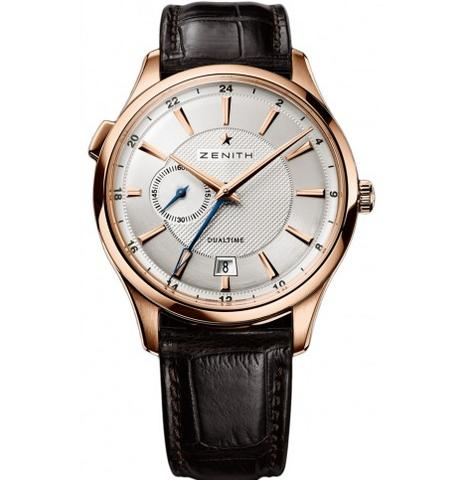 $5995 Zenith Captain Men's Captain Dual Time Watch