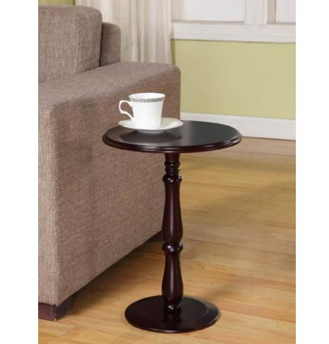 #1 Best seller! $30.85 King's Brand PS23 Plant Stand Accent Side End Table, Cherry Finish