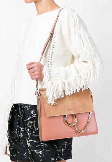 CHLOÉ  'Faye' shoulder bag @ Farfetch