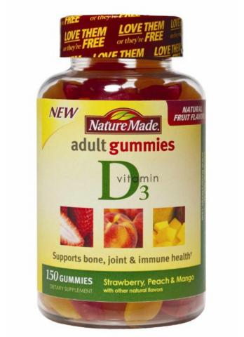Extra $3 Off Nature Made Vitamins @ Amazon