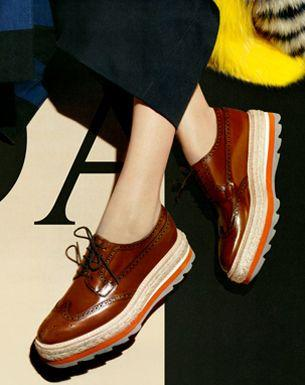 Up to $275 Off Prada Shoes Sale @ Saks Fifth Avenue
