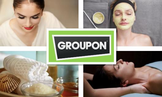 Extra $10 Off Massage & Facial @ Groupon