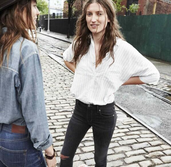 Extra 30% Off Flash Sale @ Madewell