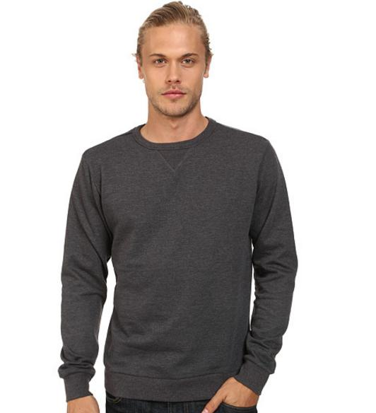 $3.99 J.A.C.H.S. French Terry Crew Neck Pullover On Sale @ 6PM.com