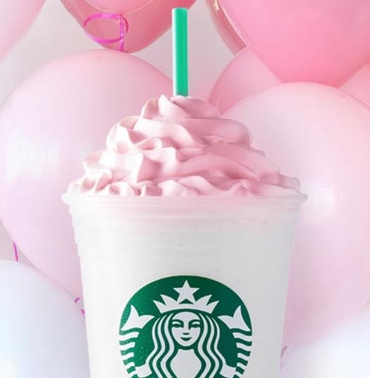 Half Off Any Frappuccino Purchase @ Starbucks