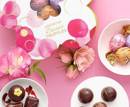 Up to 25% Off Gifts for Mom @ Godiva
