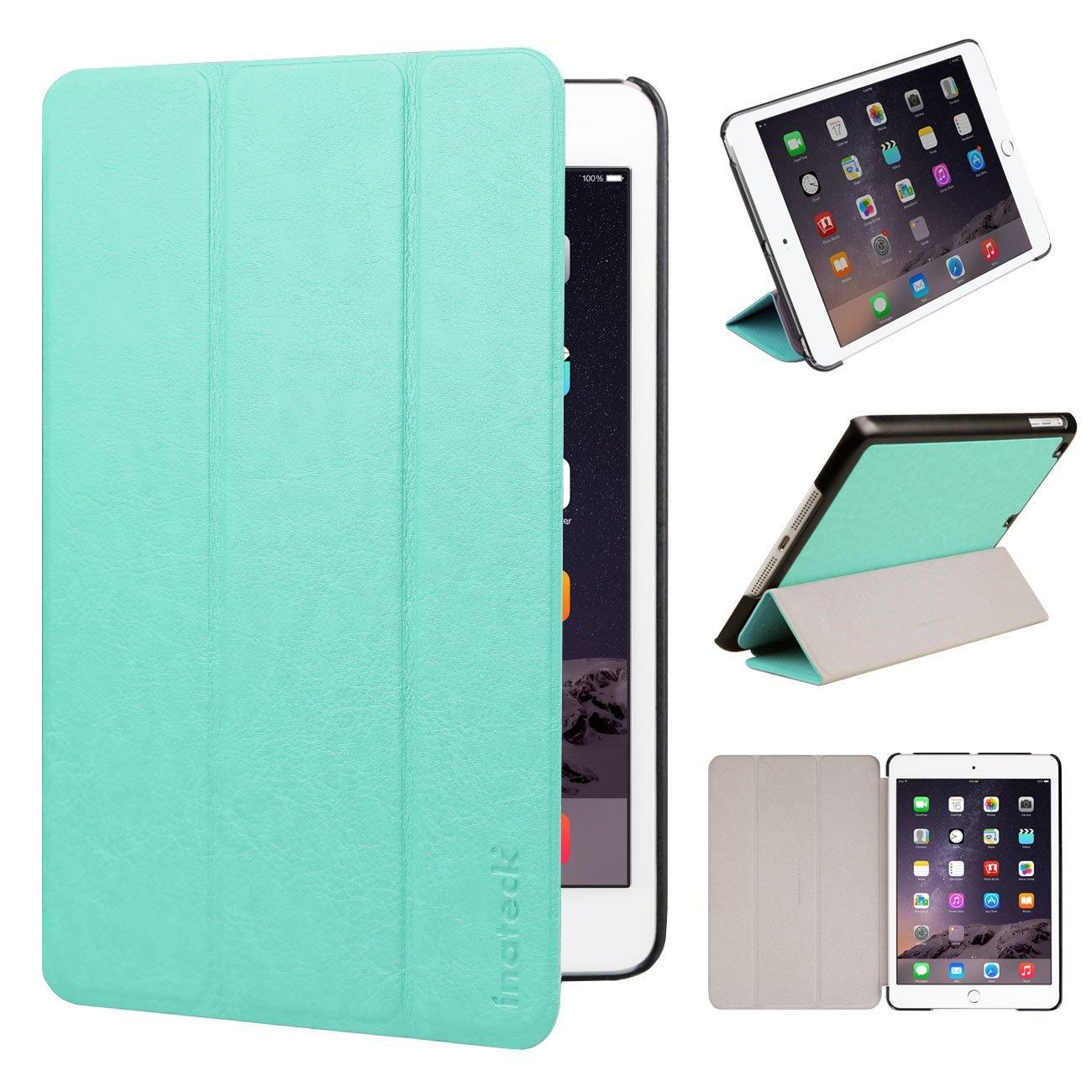 $3.99 Inateck iPad Mini Case - Ultra Slim Leather Case Smart Cover with Magnetic Auto Sleep Wake-up Function