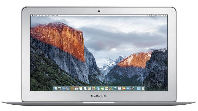 Apple - MacBook Air 11.6