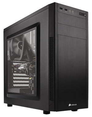 Corsair Carbide 100R ATX Mid Tower Case