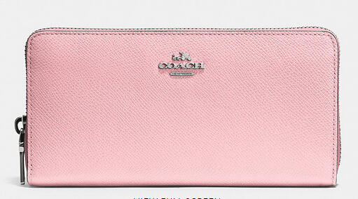 25% Off All Wallets @ Coach