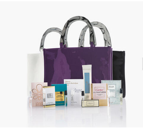 Free Tote with Fragrance Samples with Your Beauty Purchase over $100 @ Neiman Marcus