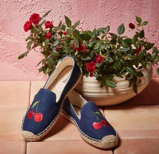 15% Off Cute Fruit Smoking Slippers @ Soludos