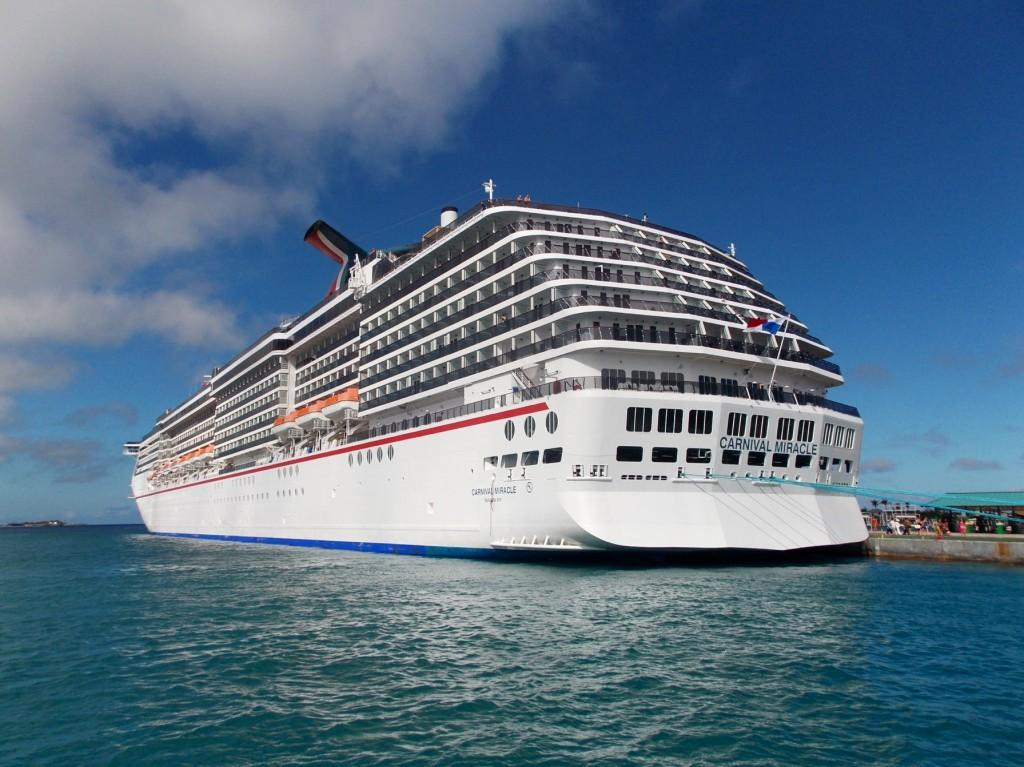 Start at $ 617 8 Days Sails on Carnival Miracle from Los Angeles @ Cruise Compete