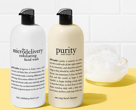 $20 Off Any Luxury-size Product @ philosophy