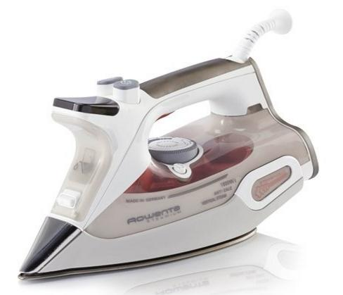 Rowenta DW9081 Steamium Steam Iron Auto Shut-off