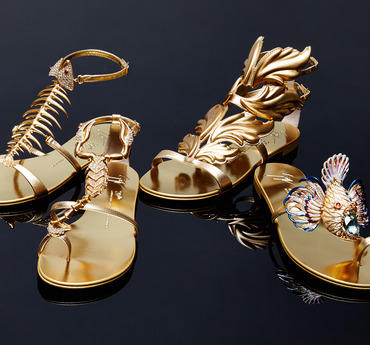 Up to 79% Off + From $169 Giuseppe Zanotti Shoes On Sale @ Gilt