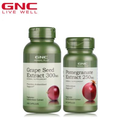 Dealmoon Exclusive! 50% Off All Grape Seed @ GNC
