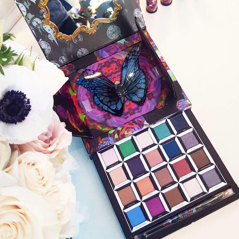 Urban Decay launched New Alice Through The Looking Glass Palette