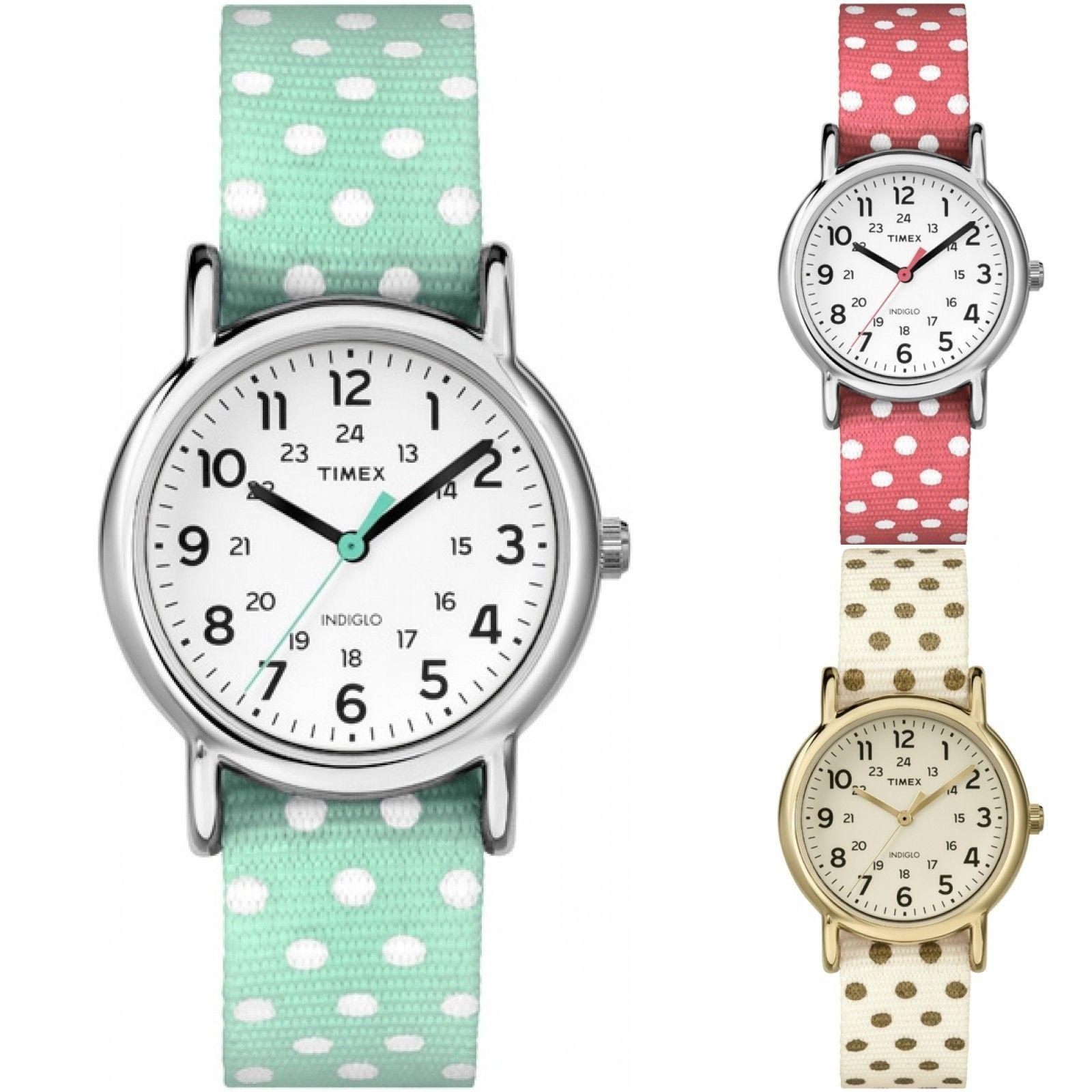 $19.99 Timex Weekender Reversable Casual Watch