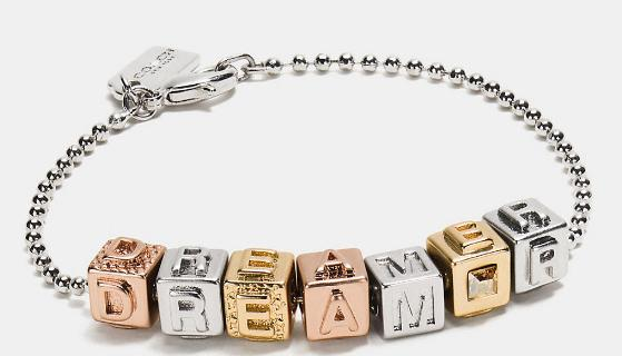 Extra 25% Off Necklace and Bracelet Sale @ Coach